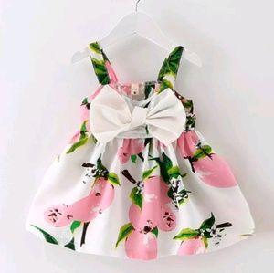 🌸Pink guava 🎀 spring sundress